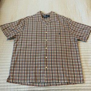 Polo by Ralph Lauren Adam's Short Sleeve Button Up
